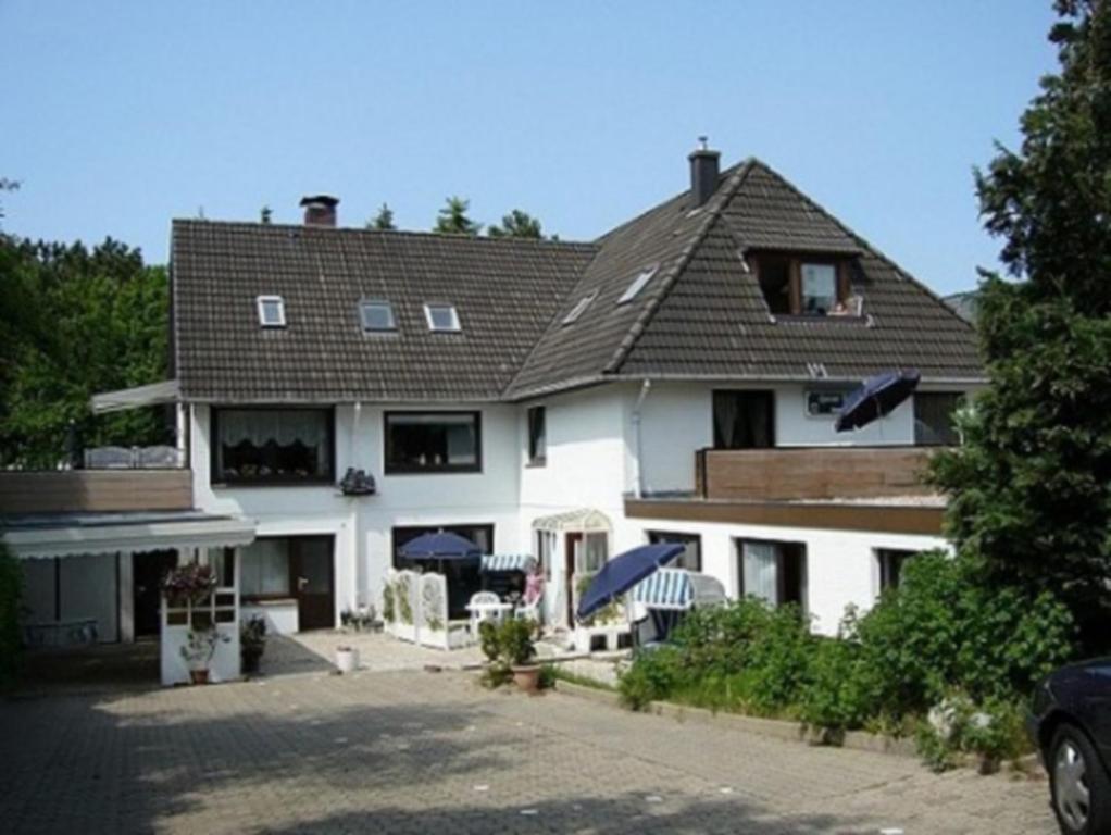 Haus Dünenhase Wohnungen Sankt Peter Ording