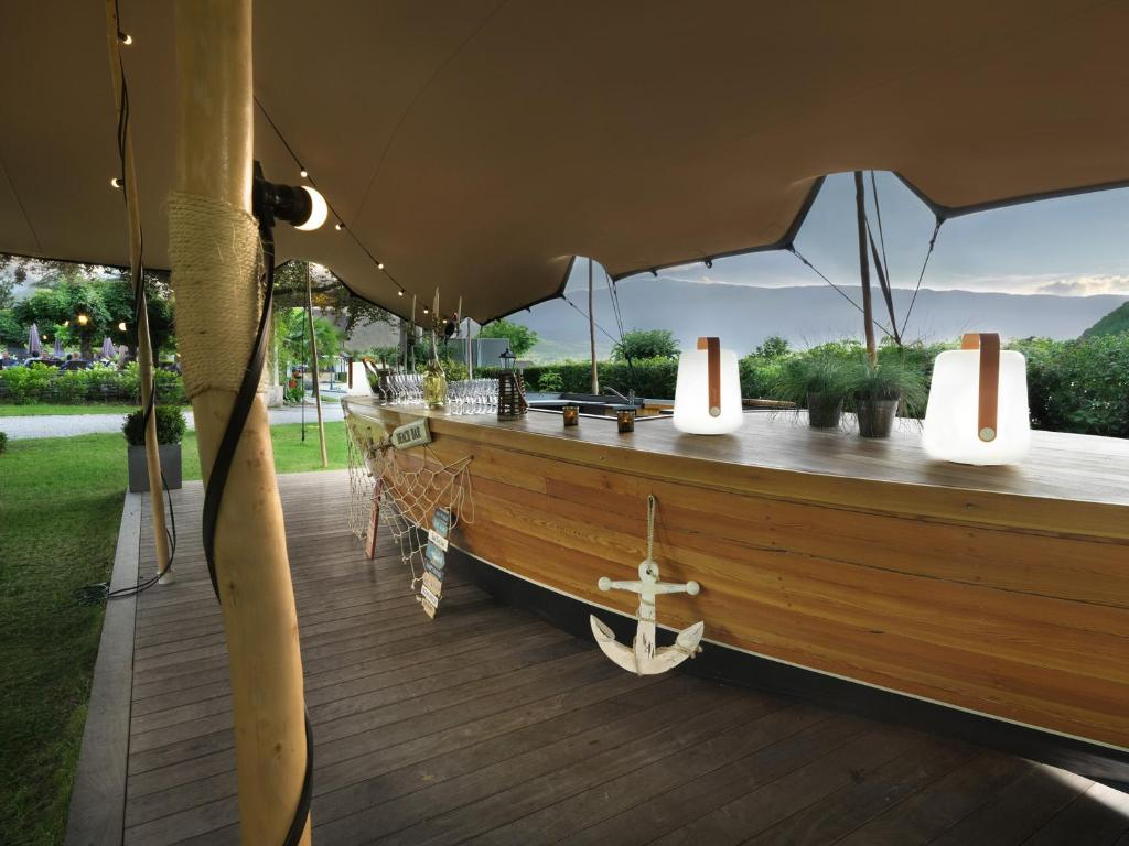 Hotel cottage bise talloires lac d annecy