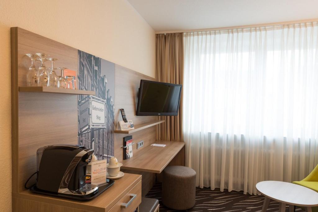 heikotel stadtpark residenz hamburg informationen und buchungen online viamichelin. Black Bedroom Furniture Sets. Home Design Ideas