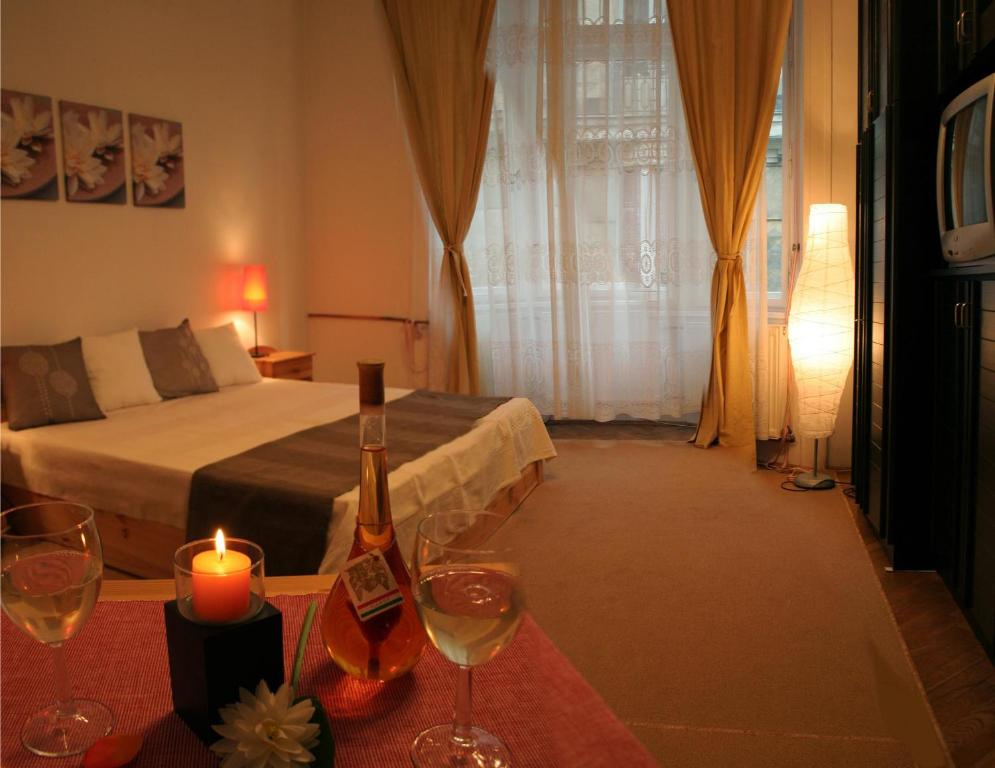 Centro Budapest Apartmanok - Apartments in Budapest (Central Hungary ... 076eb69224f1