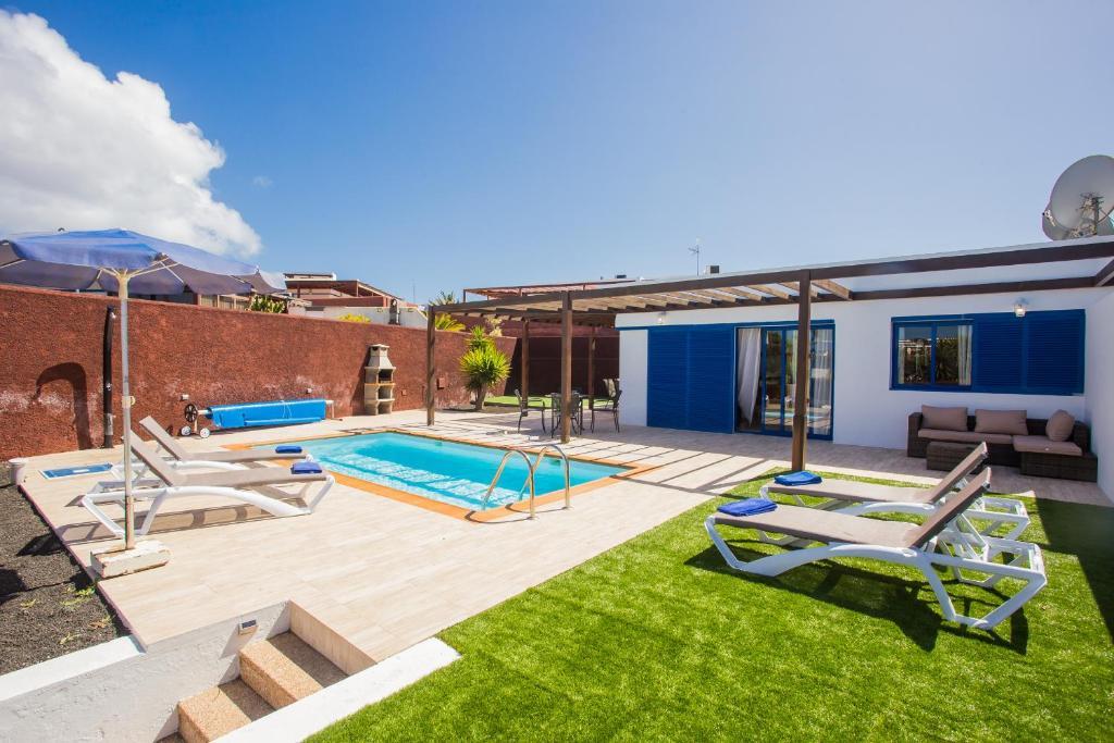 Las Marinas Deluxe - Villa à Playa Blanca (Iles Canaries ...