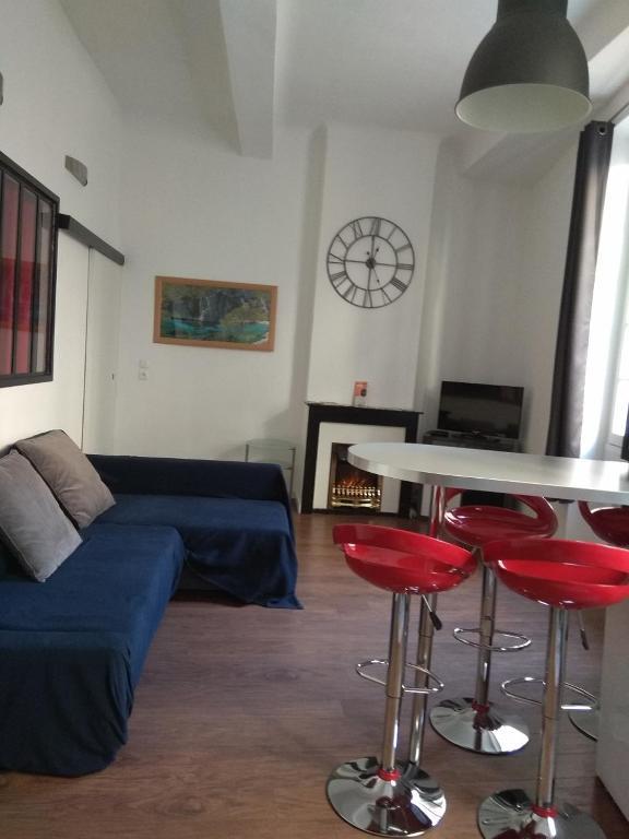 0fa769b2b221b Apartment La Maison de Valentino - Apartment in Marseille in les ...