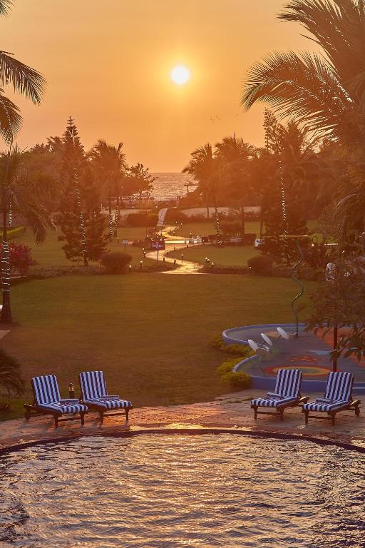 Royal Orchid Beach Resort Spa Goa Ferienresidenzen Utorda