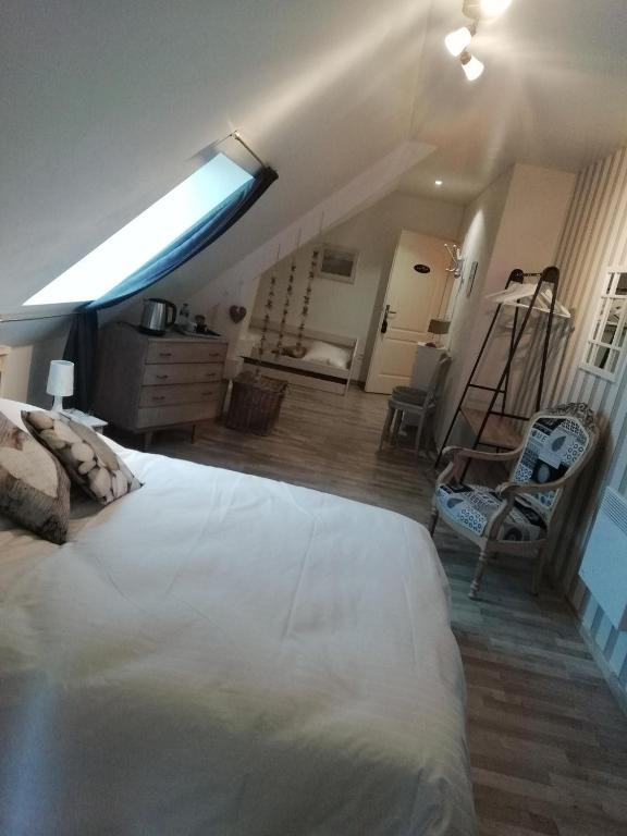 Chambres DHtes LAbri Cotier Bed  Breakfast SaintValerySurSomme