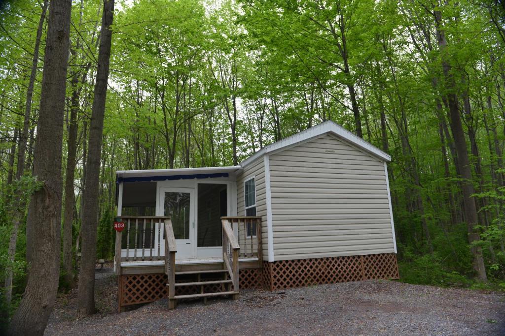 Appalachian camping resort park model camping shartlesville