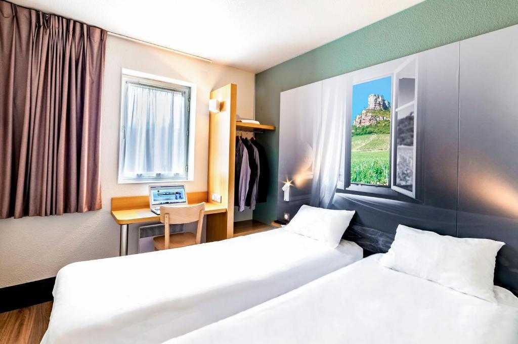 B U0026b Hotel Chalon Sur Sa U00f4ne Sud Saint