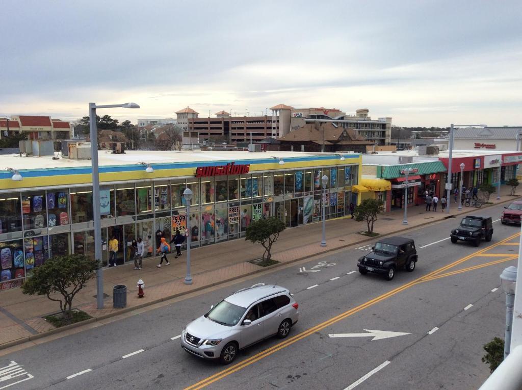 Virginia Beach Convention Center Free Parking