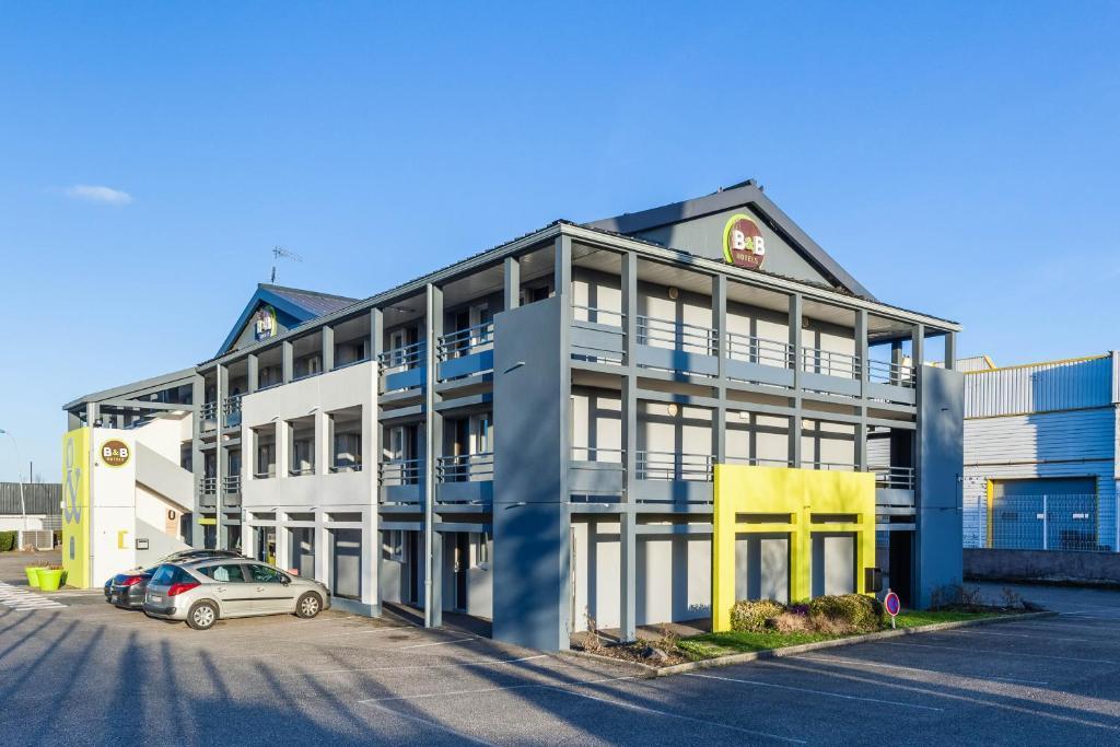 B U0026b Hotel Strasbourg Nord Industrie Vendenheim