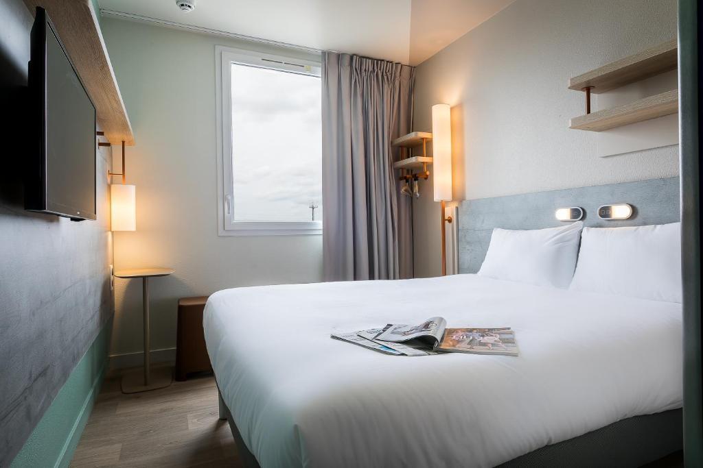 Hotel ibis budget Paris Gennevilliers