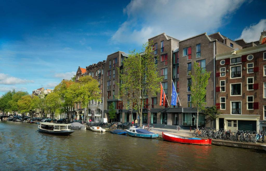 Andaz amsterdam prinsengracht a concept by hyatt for Alberghi a amsterdam centro