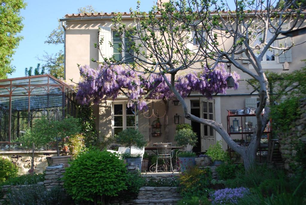 Chambres d\'hôtes Sous les Canniers, Chambres d\'hôtes Saumane de Vaucluse