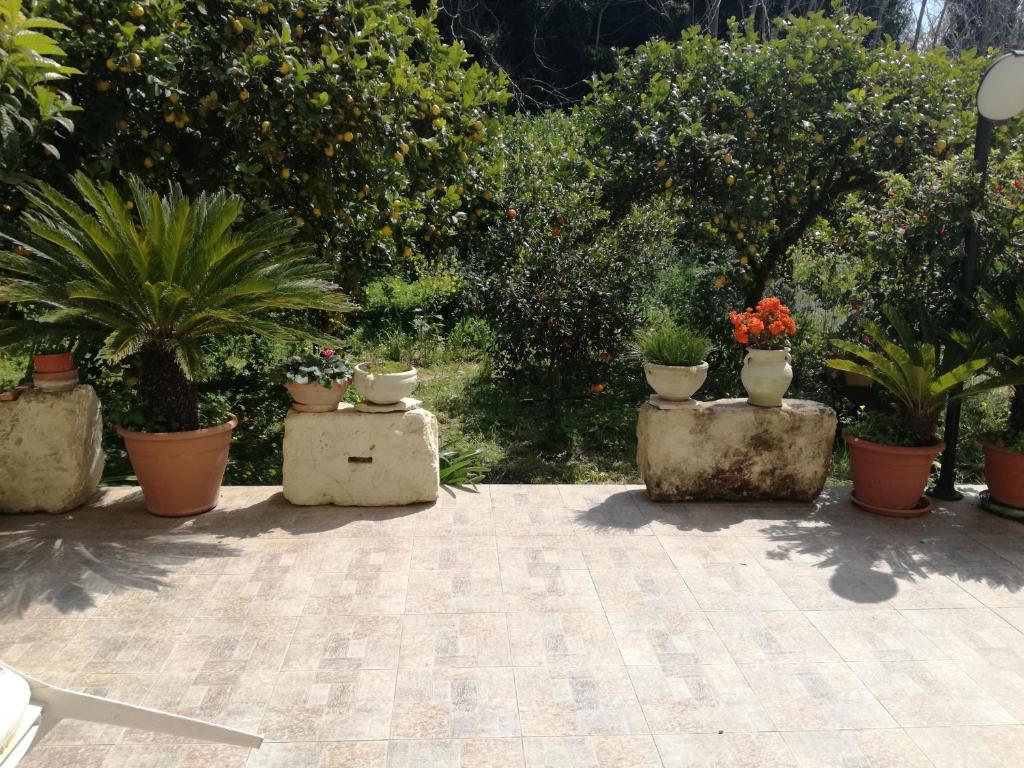 Giardino di pietra casa vacanze noto
