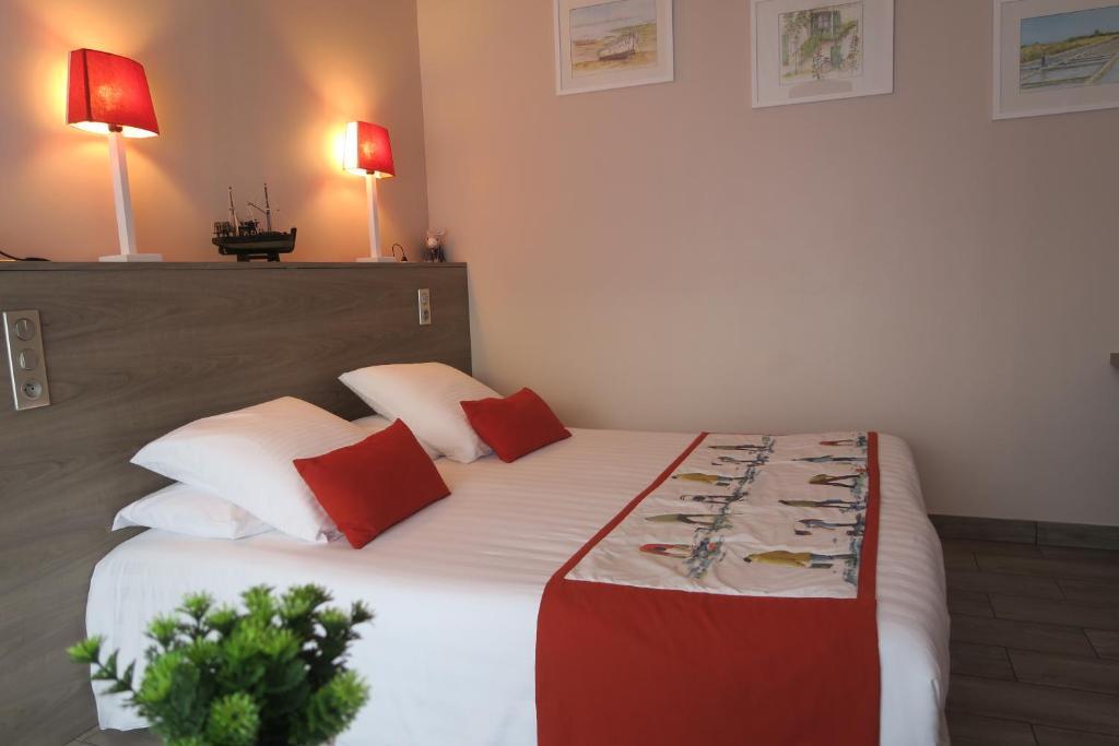 Chambre d\'hôtes Caline - Gästezimmer in La Couarde-sur-Mer en ...