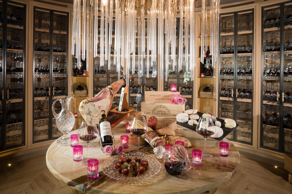 Villa gallici h tel spa aix en provence - Salon massage aix en provence ...