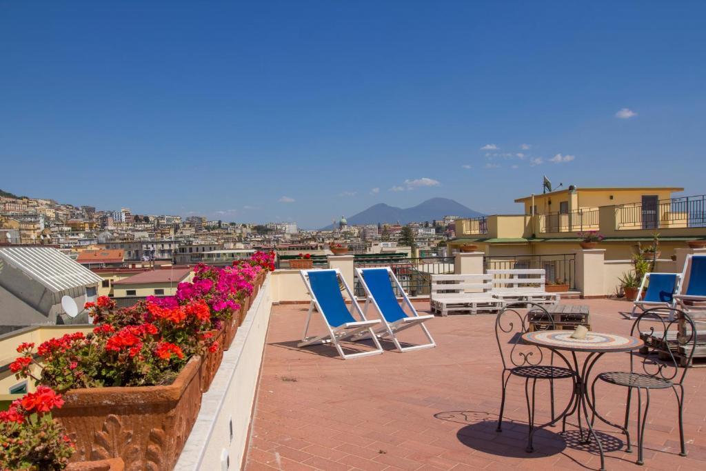 Le Terrazze A Mergellina Bed Breakfast Napoli