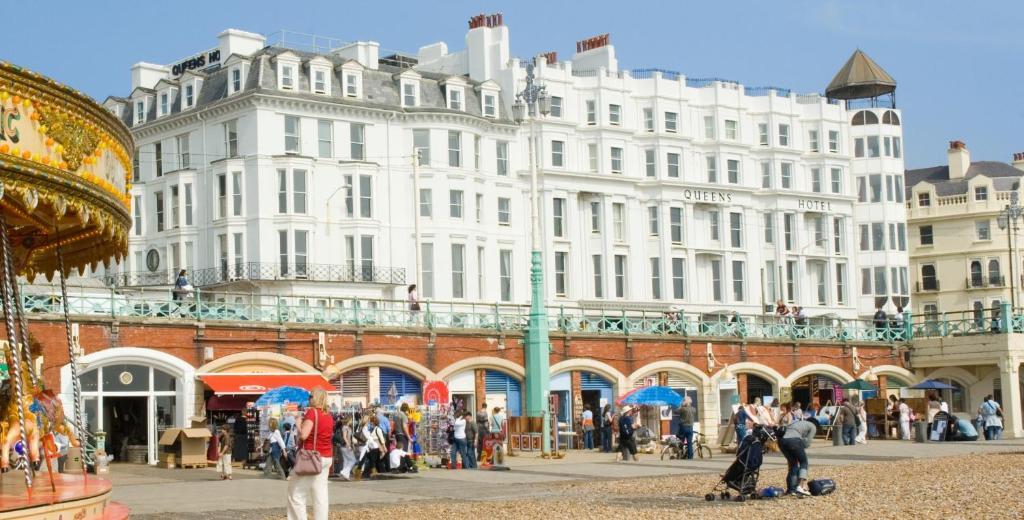 Queens Hotel Spa Brighton Online Booking Viamichelin