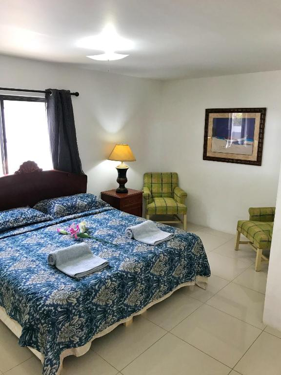 Aruba Dream House Ferienhaus Palm Beach