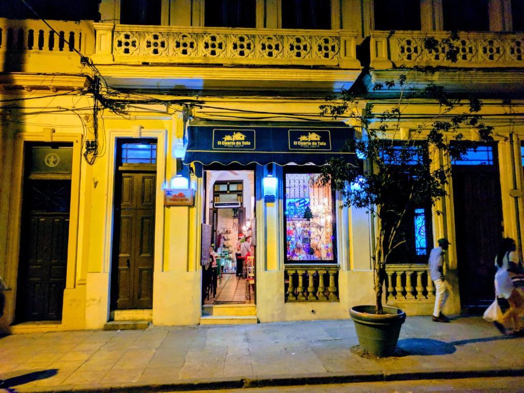 El Cuarto de Tula, Gästezimmer La Habana