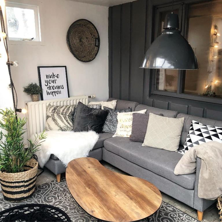 B2 Wohnung with a sauna, Wohnung Akureyri