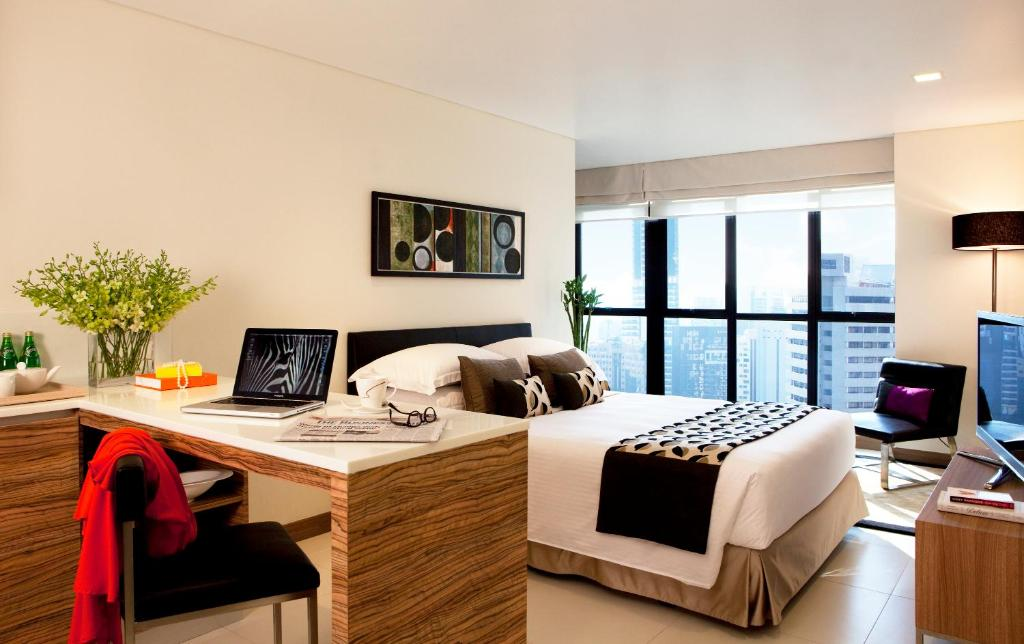 8 On Claymore Serviced Residences By Royal Plaza On Scotts Sg Clean Appart Hotels Singapore