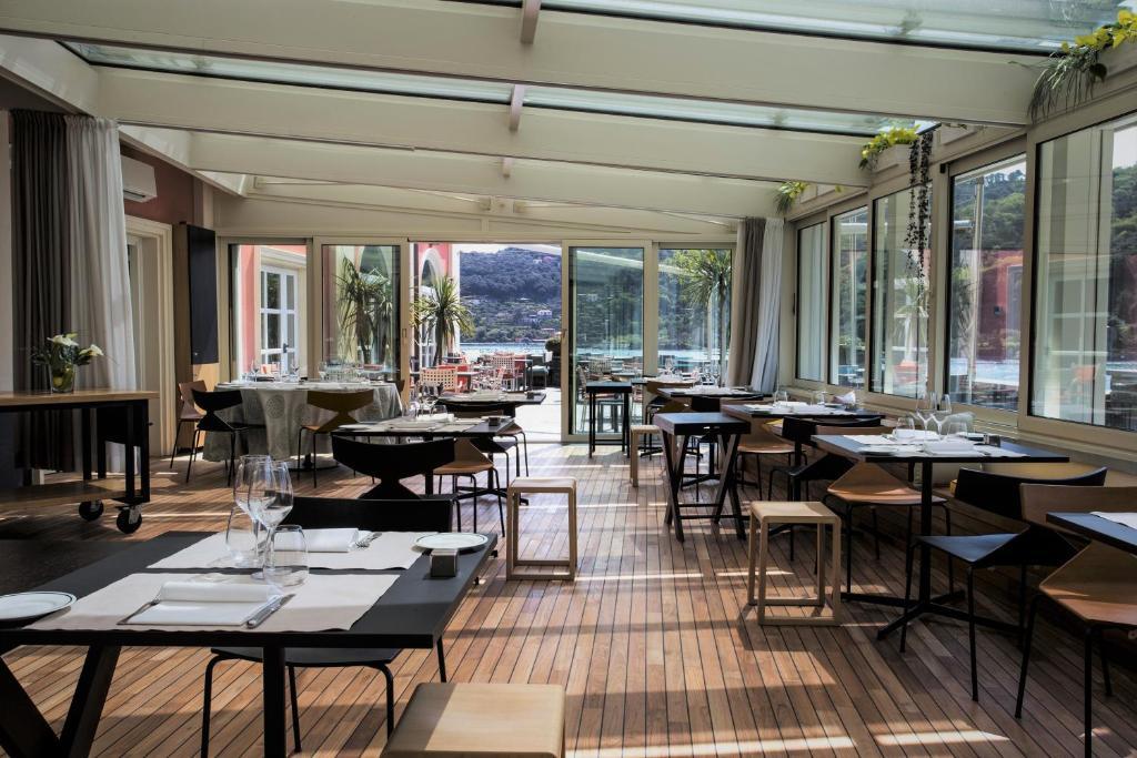 Grand Hotel Portovenere Restaurant