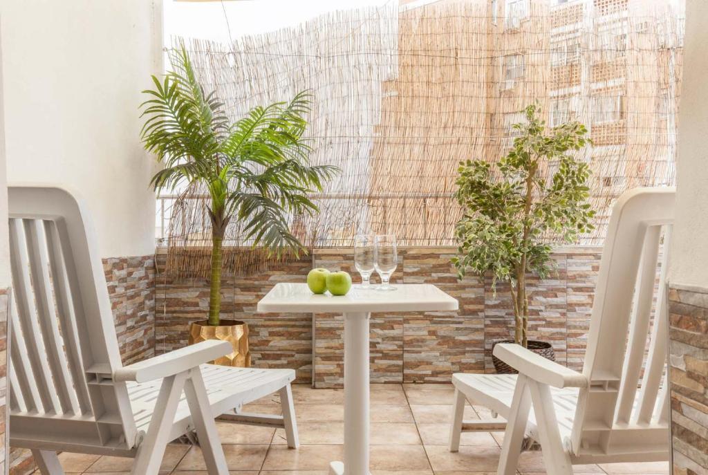 Atico Gran Terraza Triana Apartment Sevilla