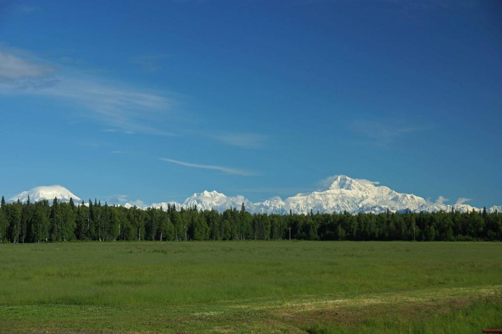 Alaska datant vue