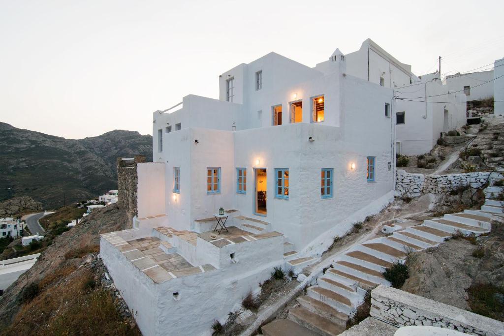 Serifos House Hora - Holiday homes in Sérifos (Serifos, Greece)