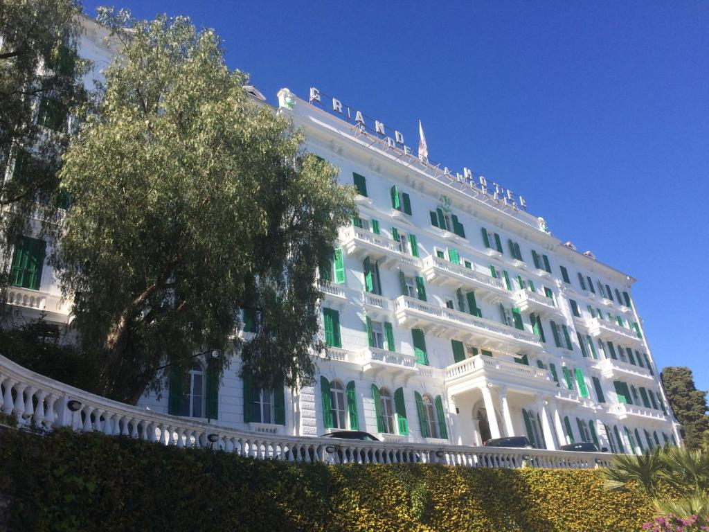 Grand Hotel Des Anglais San Remo