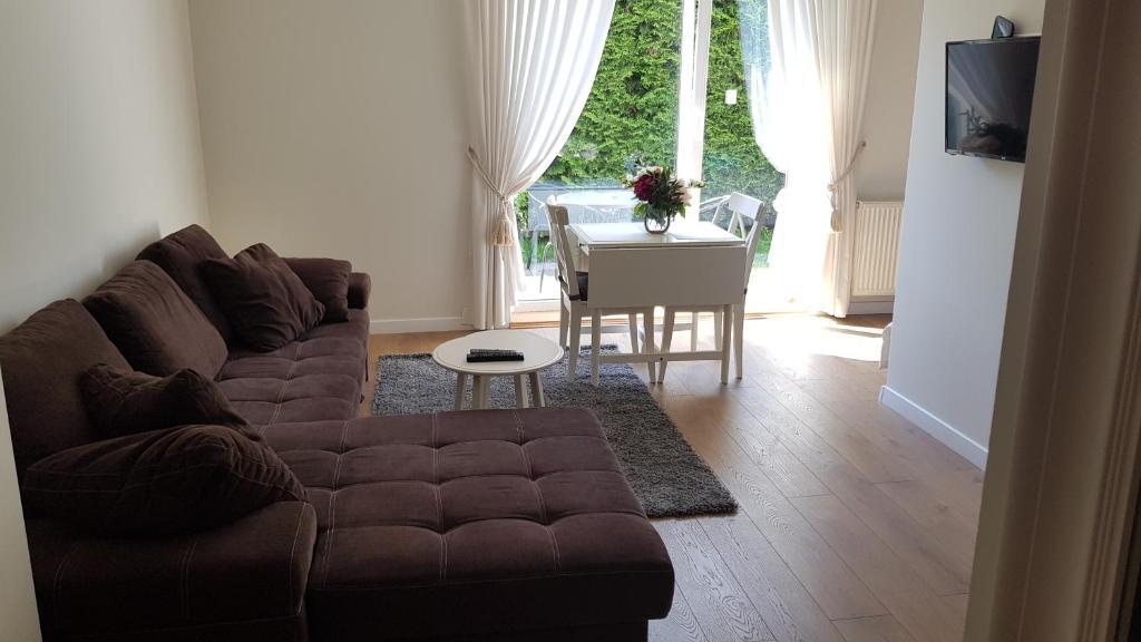 Cozy Garden Apartment Vilnius