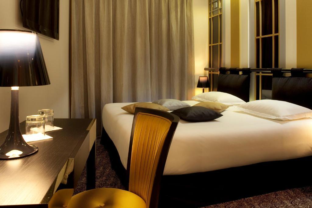Hotel design secret de paris paris viamichelin for Hotel design secret