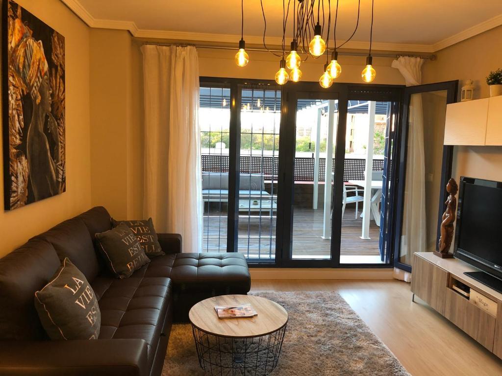 Apartamento Con Terraza Apartment Valencia