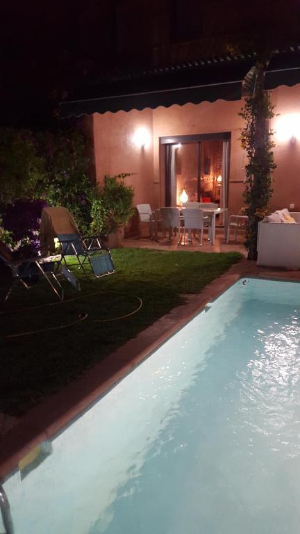 Jardin De L Atlas Villa Marrakech