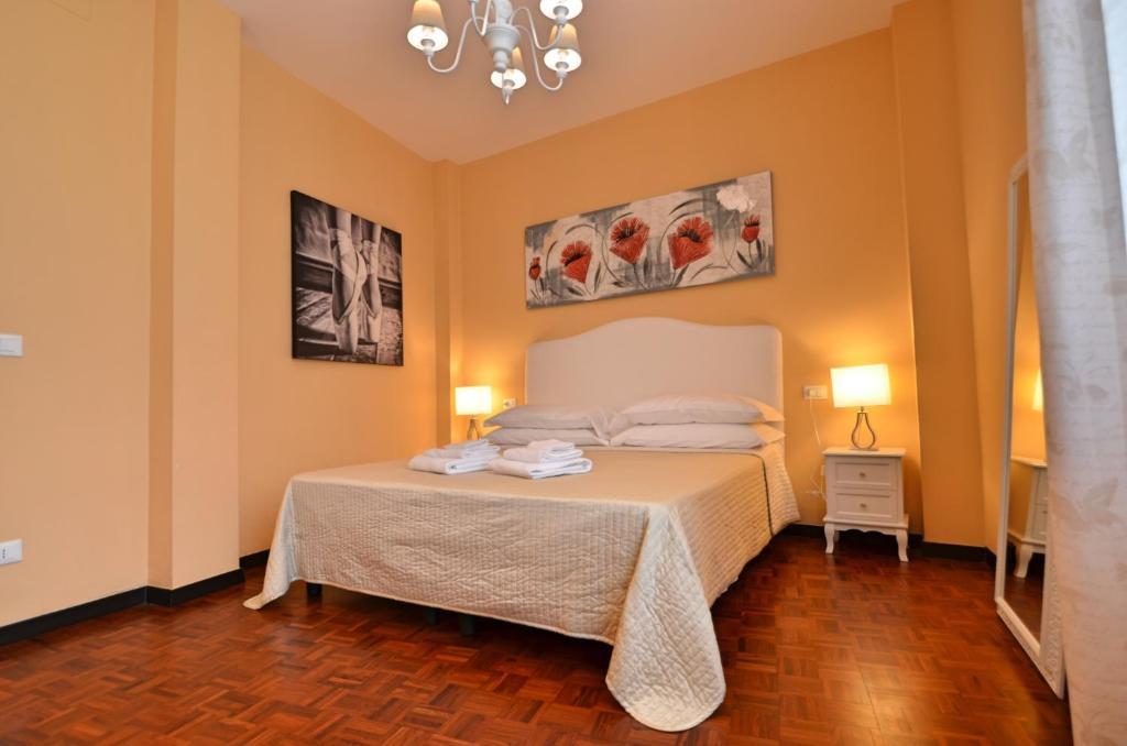 Appartamento De Marchi, Appartamento Bologna
