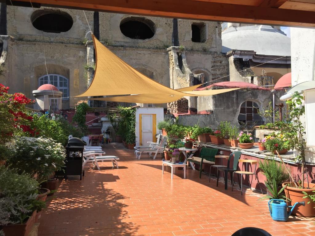 B&B La Terrazza, Bed & Breakfasts Napoli