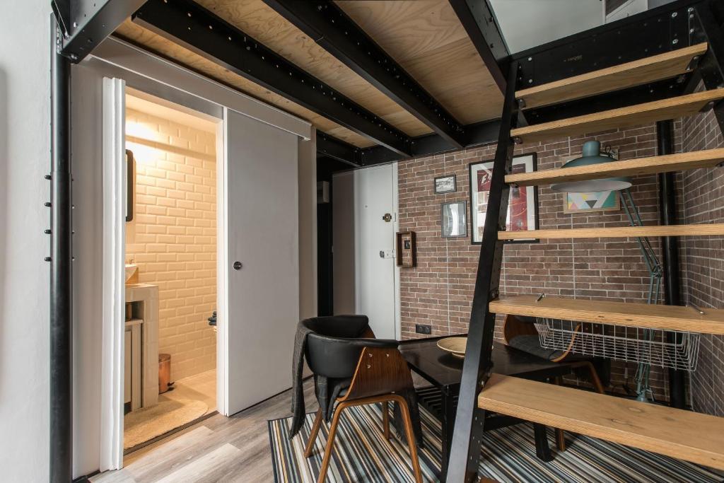 Mezzanine Studio near Monaco, Wohnung Roquebrune Cap Martin