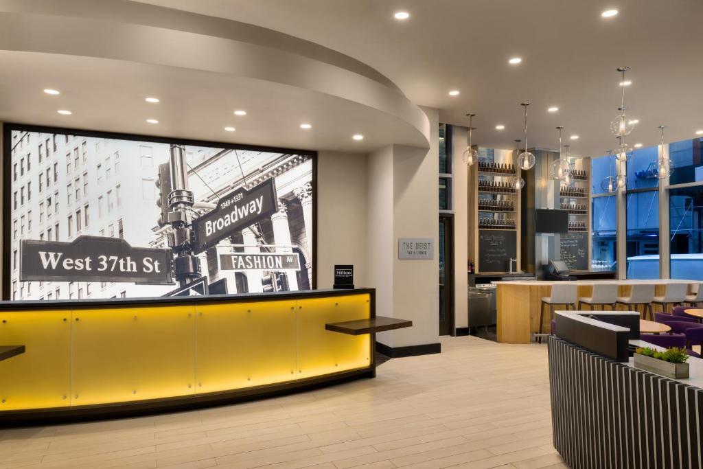 Hotel Embassy Suites By Hilton New York Midtown Manhattan New York City
