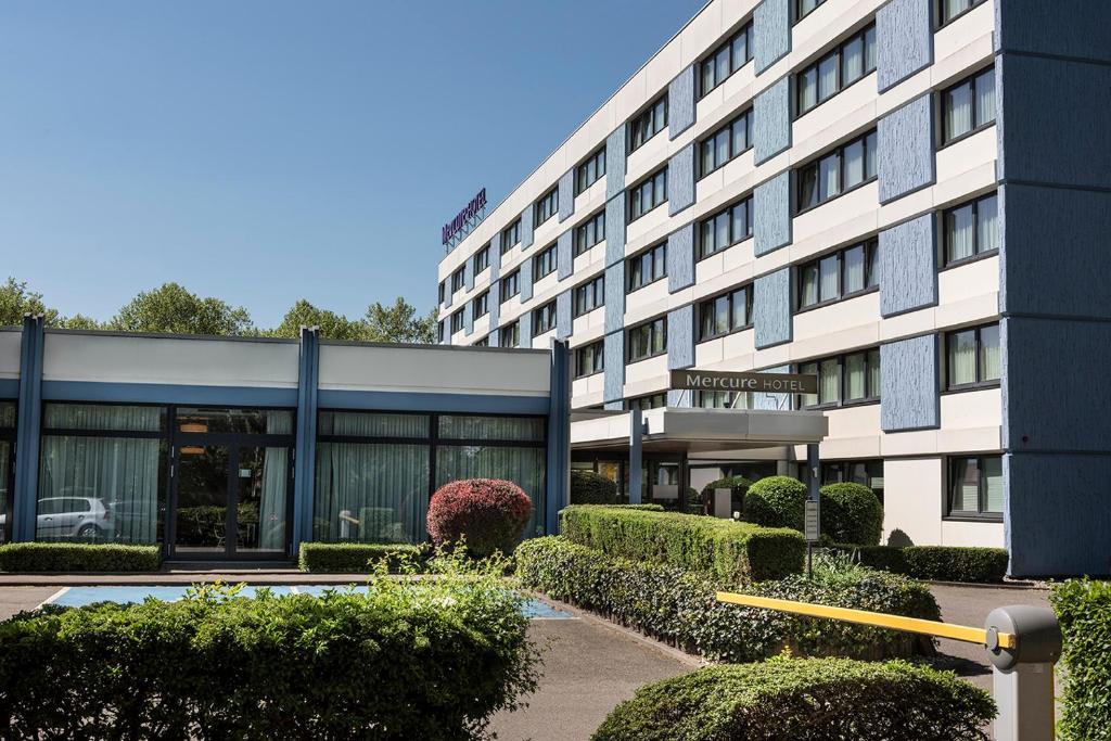 Mercure Hotel Mannheim Mannheim