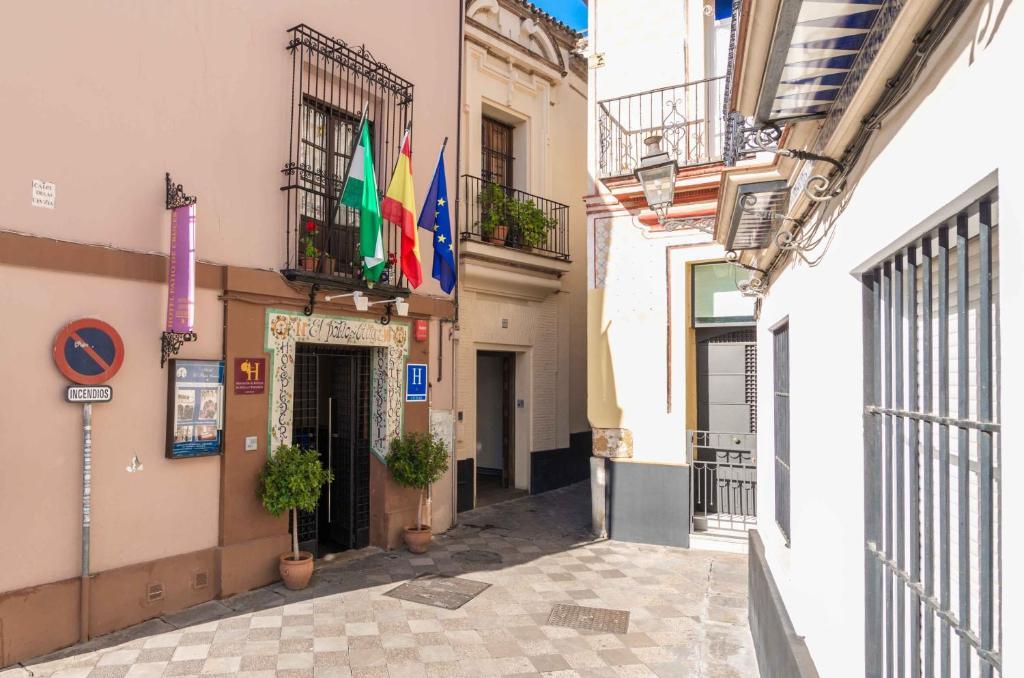 Hotel Patio De Las Cruces Siviglia