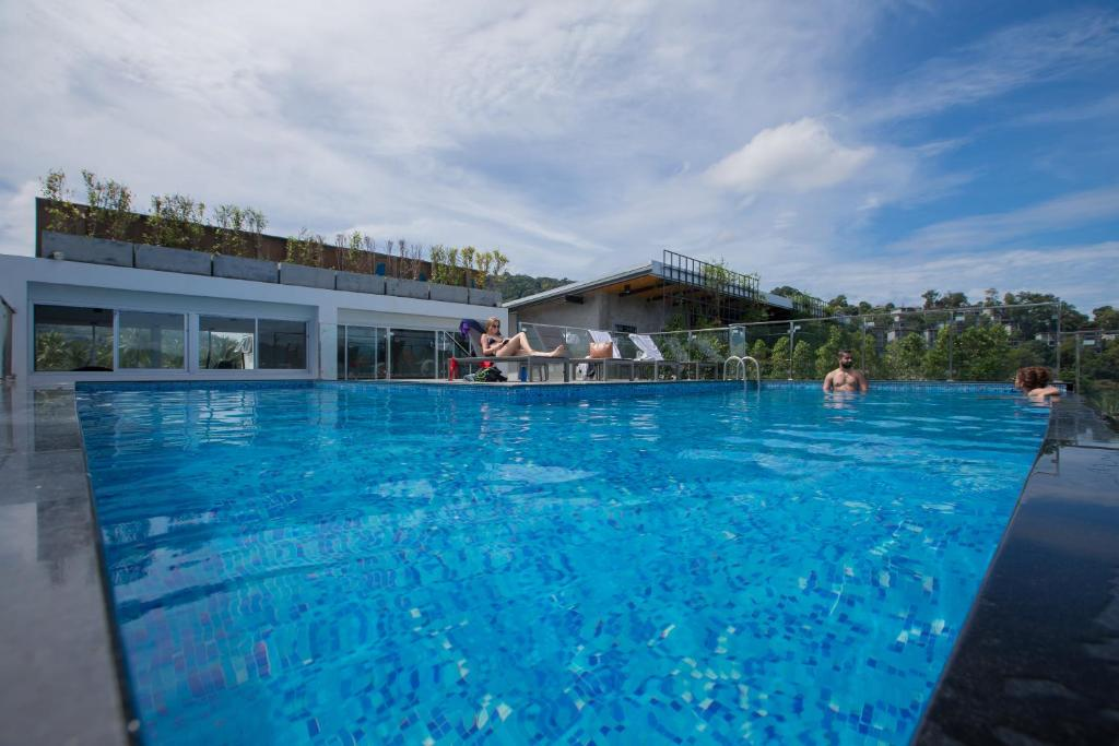 Patong Terrace Beach Boutique Hotel