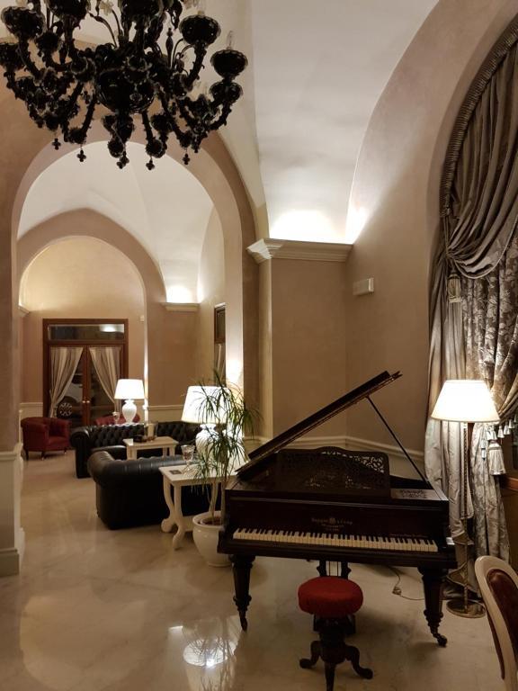 Suite Hotel Santa Chiara Lecce