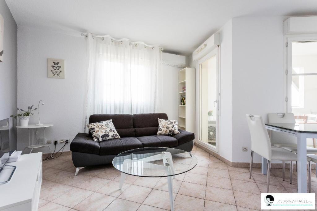 Class Appart Appartement T3 56m² Montpellierport Marianne 34070