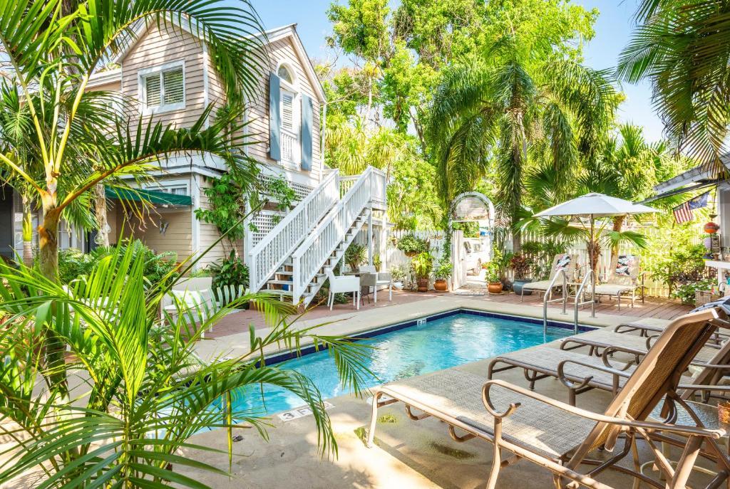 Andrews Inn Amp Garden Cottages Key West Viamichelin