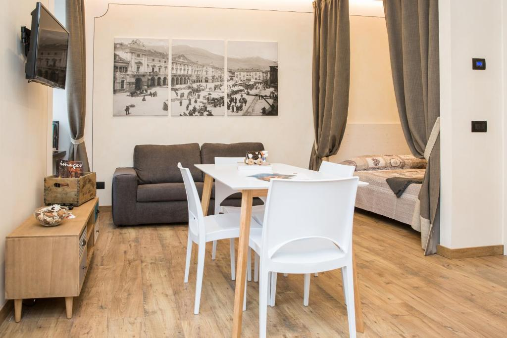 StudiÒ chanoux appartamento aosta