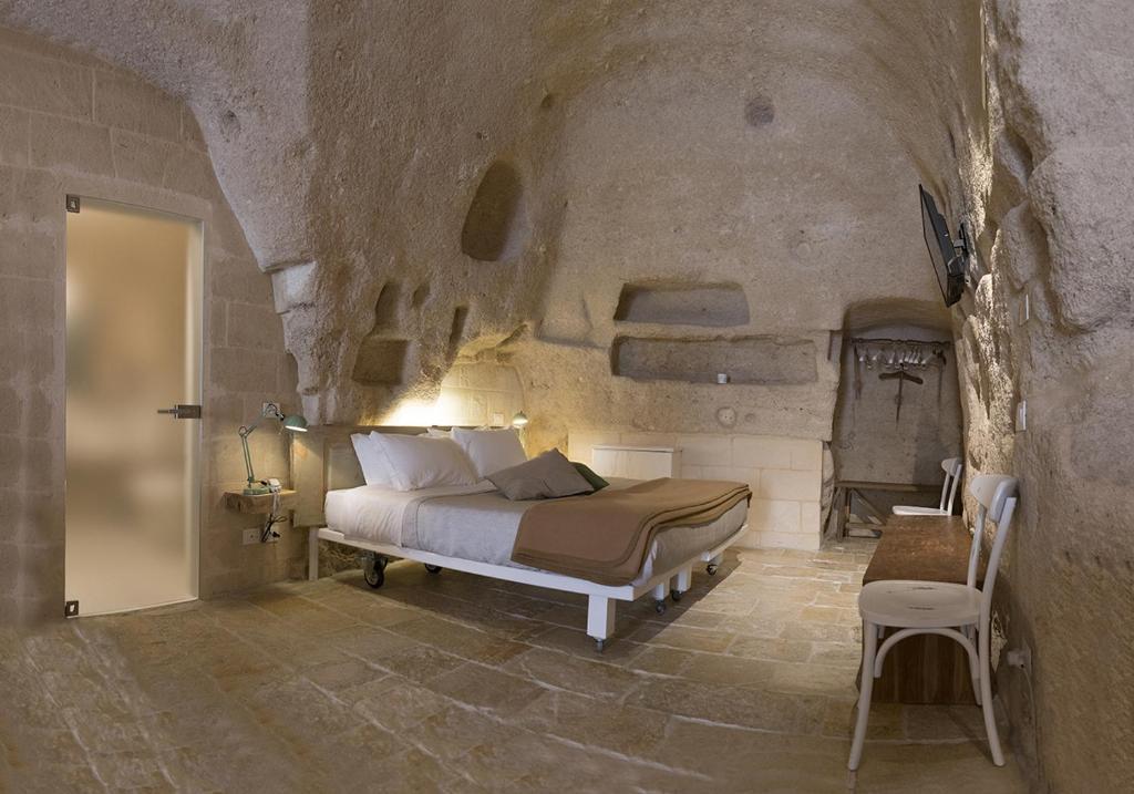 Thymus Residence Nei Sassi Bed Breakfast Matera