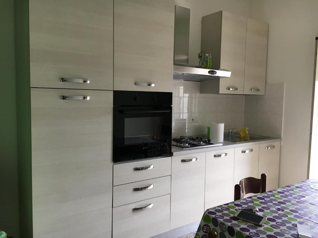 Mela Verde, Casa vacanze Minturno