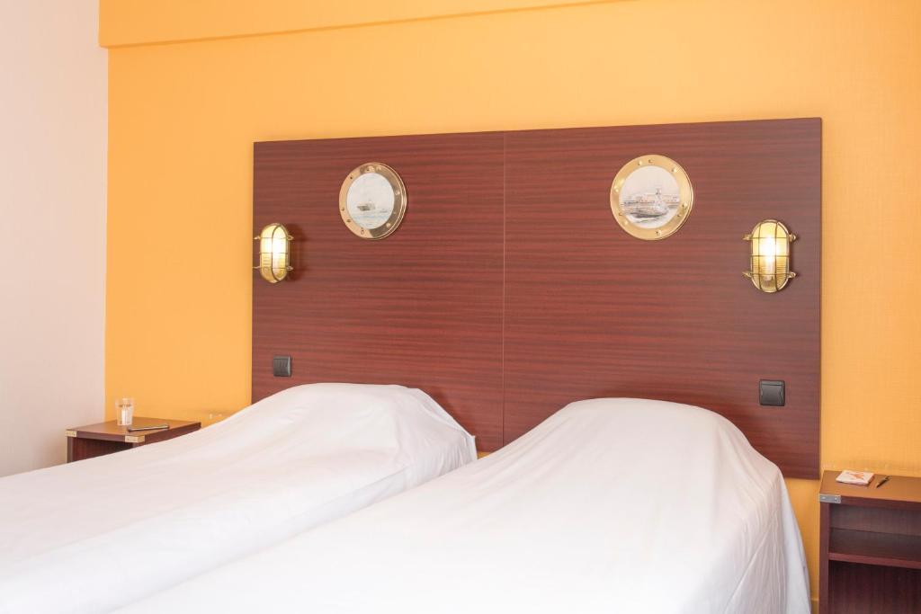 h tel les gens de mer le havre by popinns r servation gratuite sur viamichelin. Black Bedroom Furniture Sets. Home Design Ideas