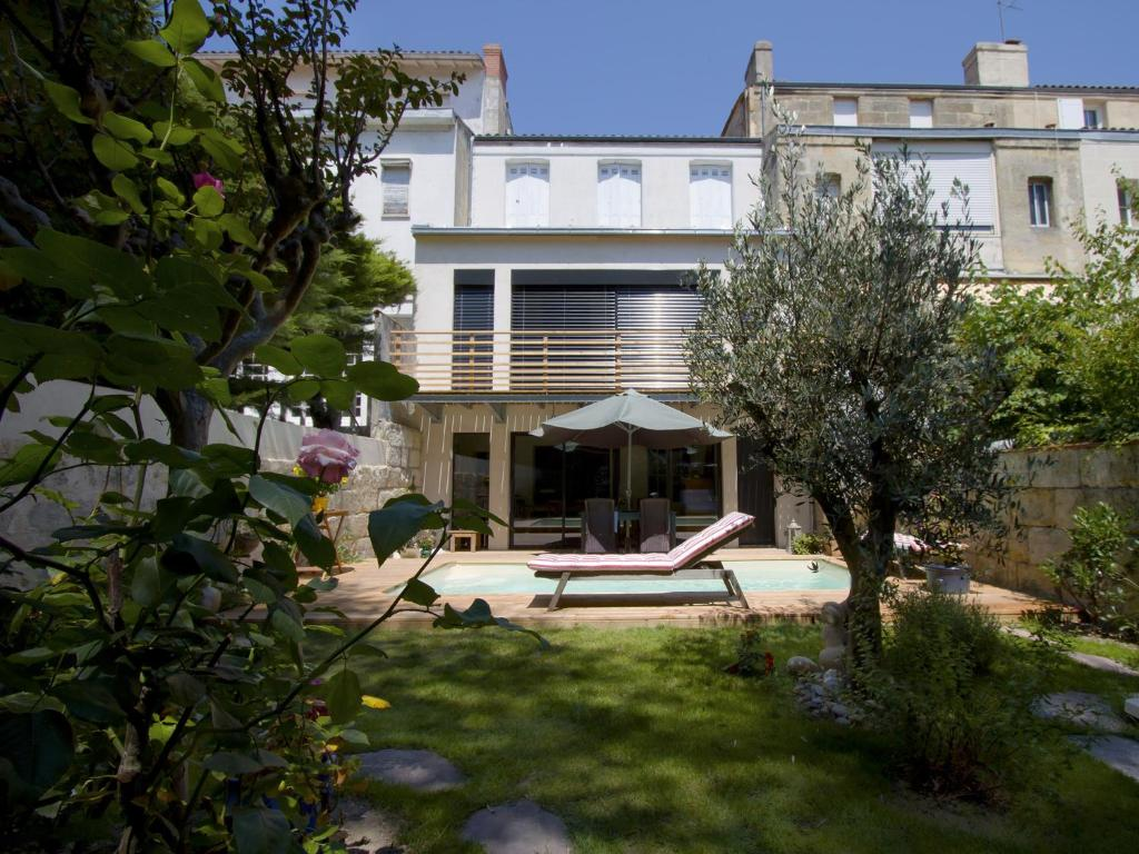 Villa Saint Genes Bordeaux