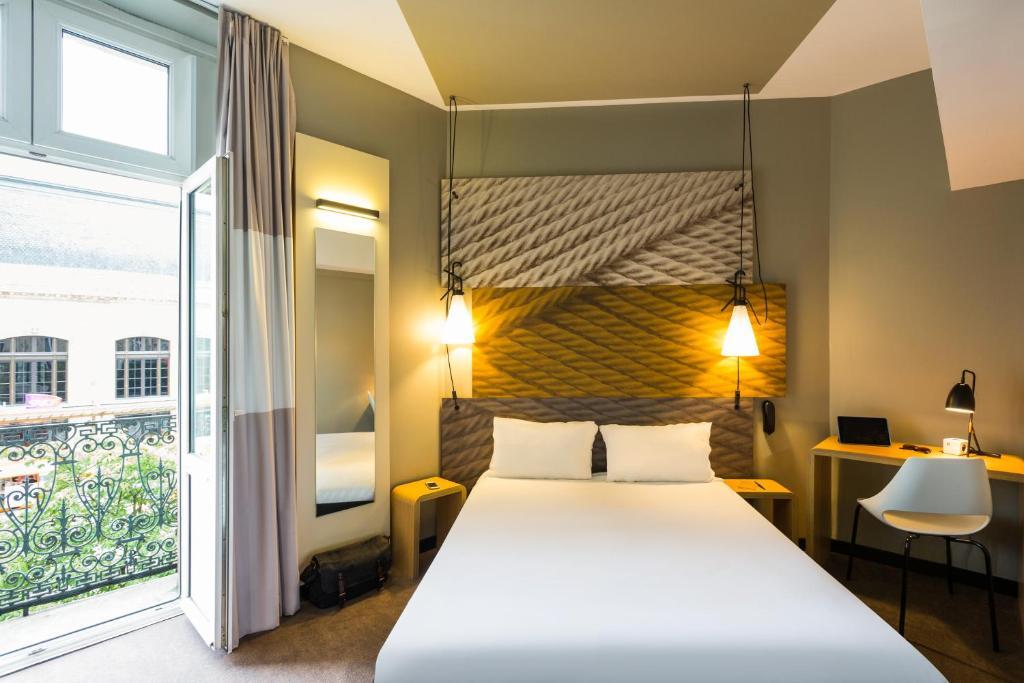 Camera Letto Bordeaux : Hotel ibis bordeaux centre gare saint jean euratlantique