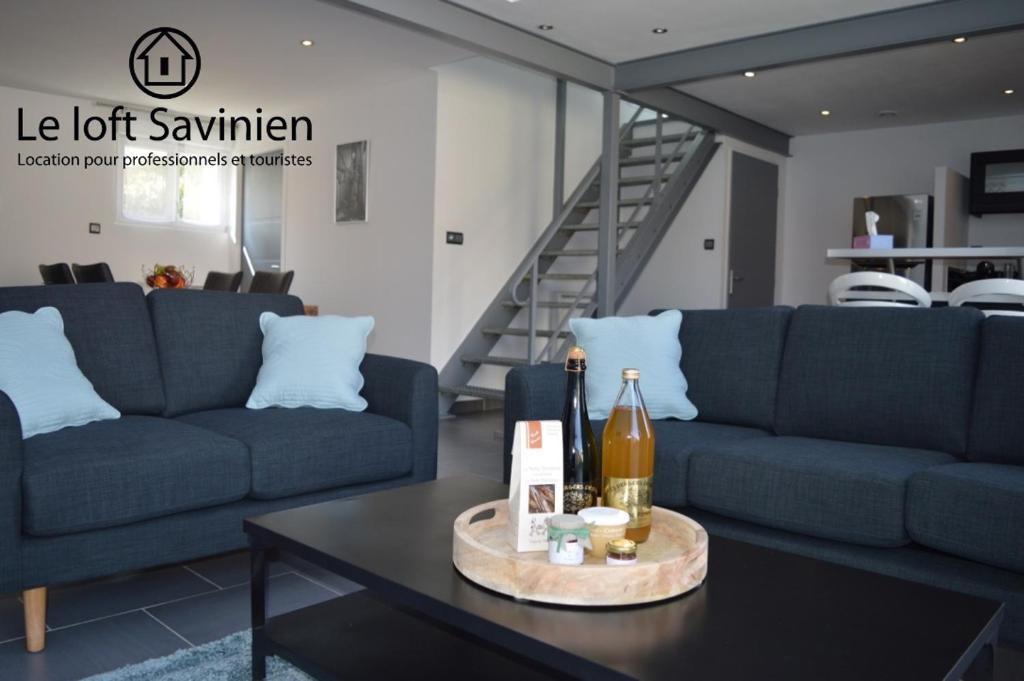 Appartement Le Loft Savinien